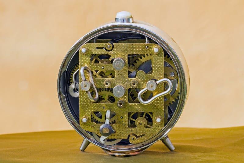 Alarm Clock Machinery Mechanic stock photography