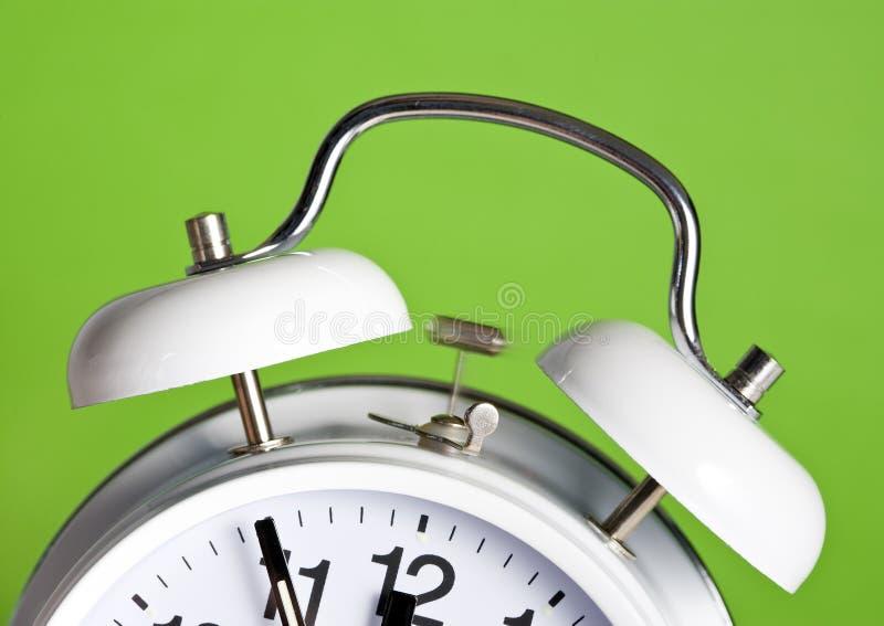 Download Alarm clock ringing stock image. Image of ultimate, green - 8800599