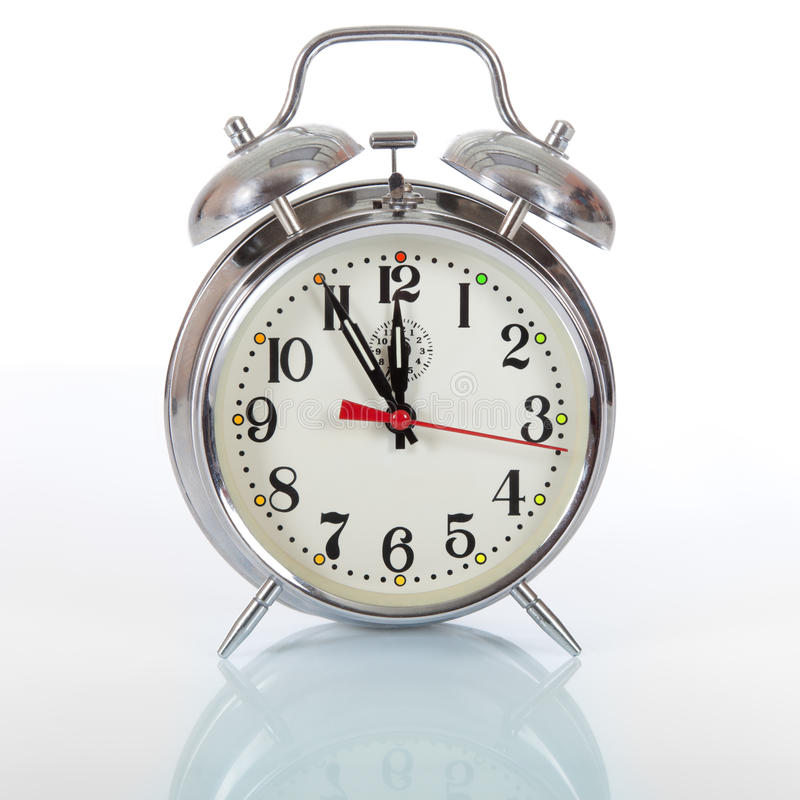 Alarm Clock Urgency royalty free stock images