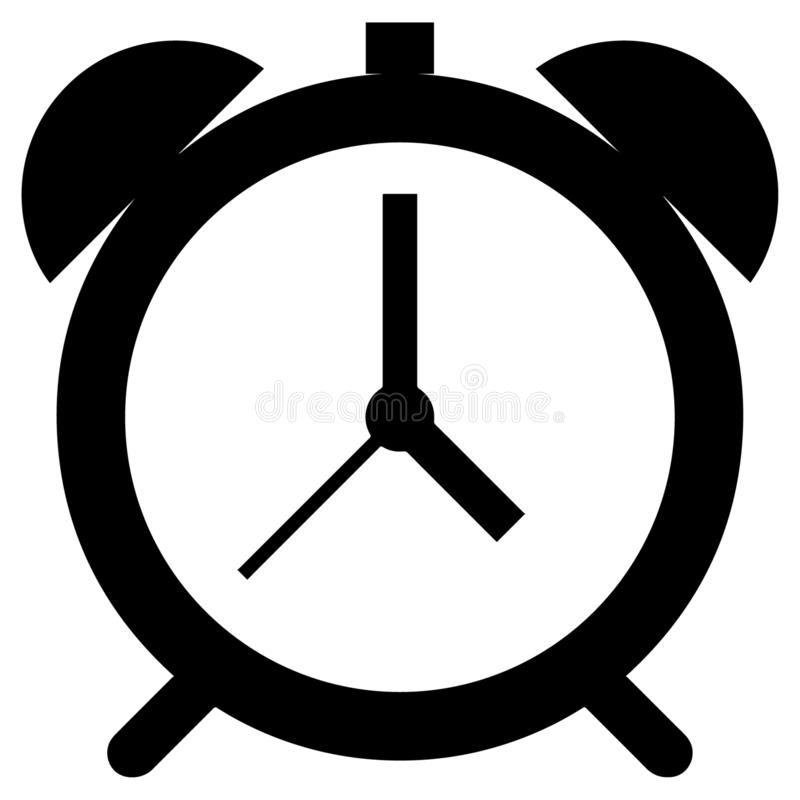 Alarm clock vector eps Hand drawn Crafteroks svg free, free svg file, eps, dxf, vector, logo, silhouette, icon, instant download, stock illustration