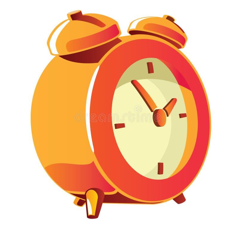 alarm clock vector illustration stock vector illustration of rh dreamstime com digital alarm clock vector digital alarm clock vector