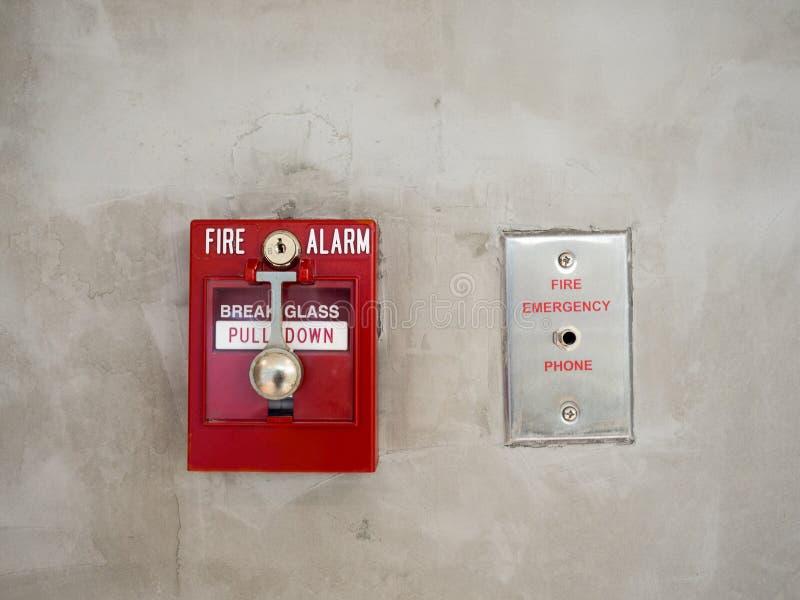 alarm rök för banan för clippingavkännarebrand bilden isolerad royaltyfri bild