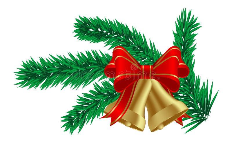 Alarma de la Navidad libre illustration