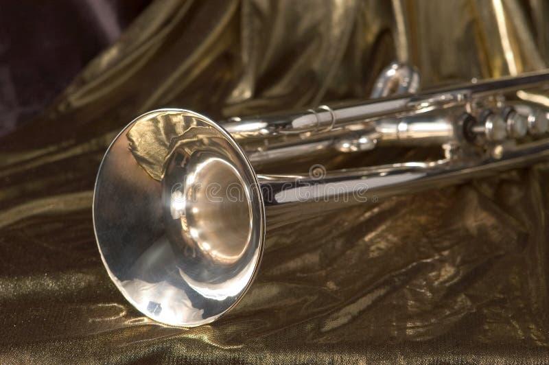 Alarma De La Trompeta Fotos de archivo