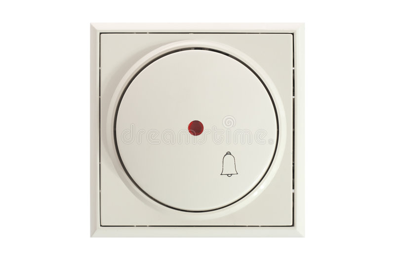 Alarma de puerta imagen de archivo