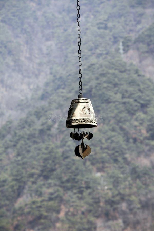 Alarma del templo foto de archivo libre de regalías