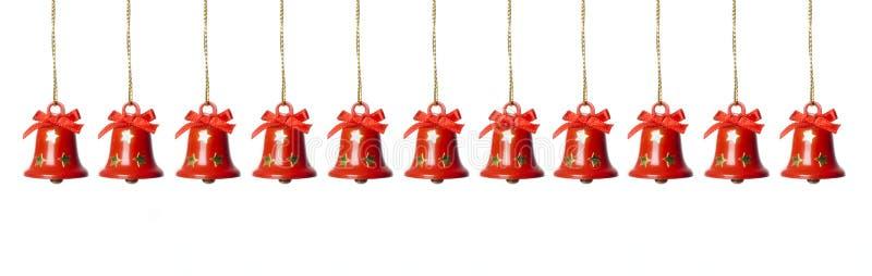 Download Alarmas Del Retintín Que Cuelgan En Una Fila Imagen de archivo - Imagen de garland, decoración: 7279545