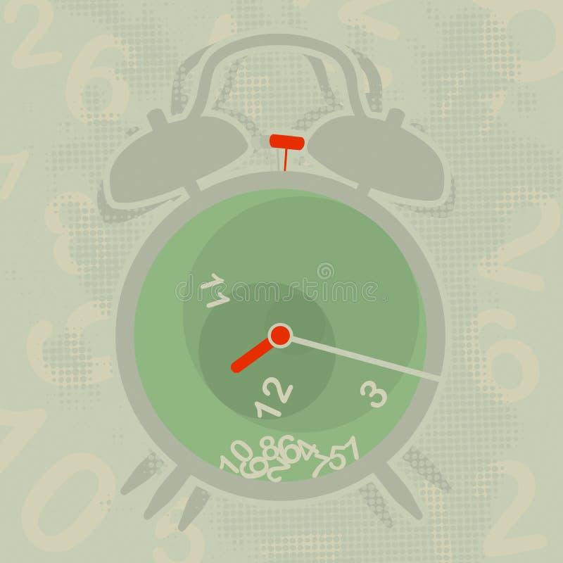 Alarme illustration de vecteur