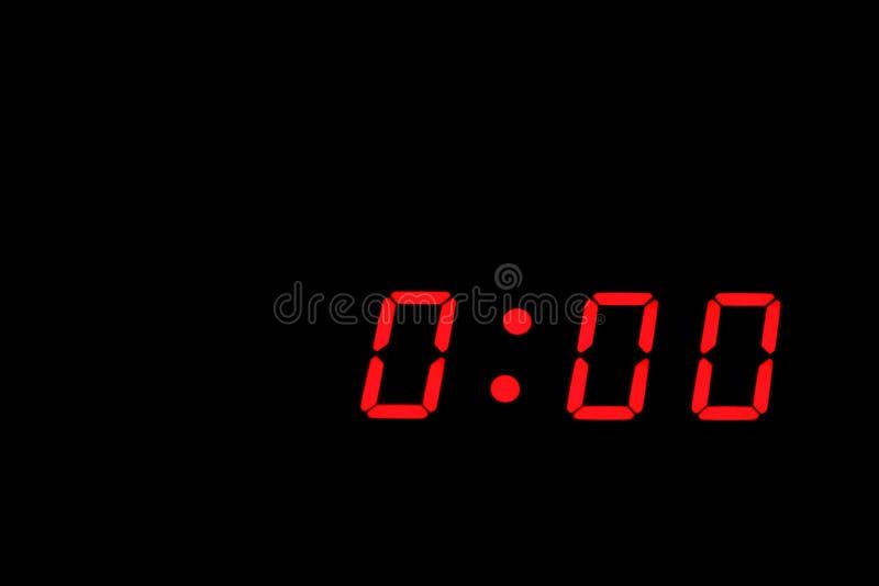 Alarme d'horloge images stock