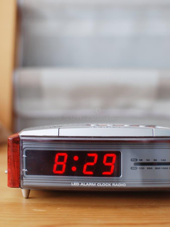 Alarme de matin images libres de droits