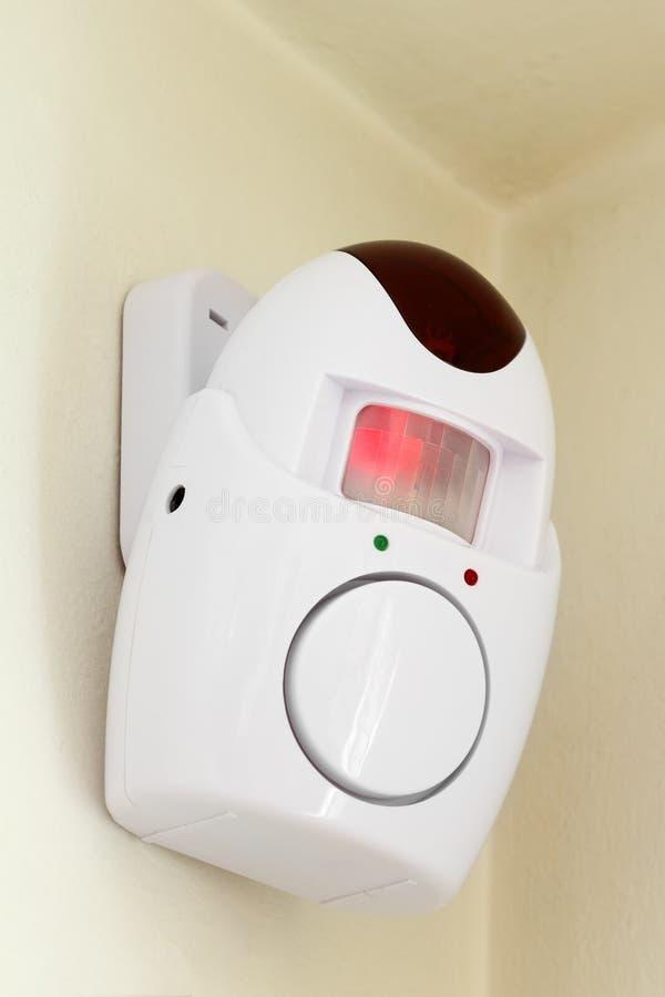alarmowy domowy system bezpieczeństwa zdjęcie royalty free