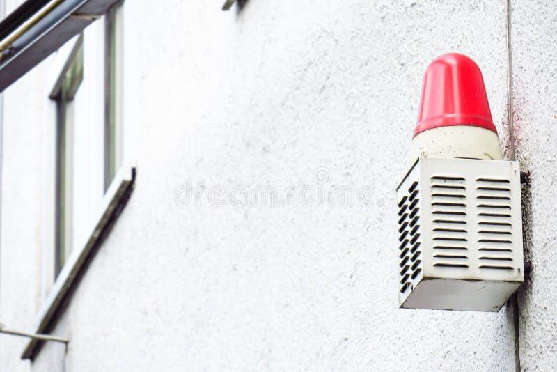 Alarmsysteem royalty-vrije stock afbeelding