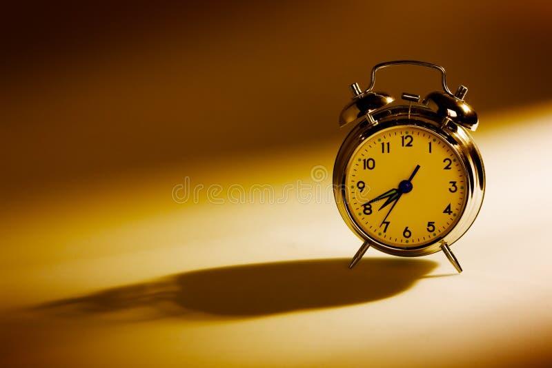 Alarmuhr lizenzfreies stockbild