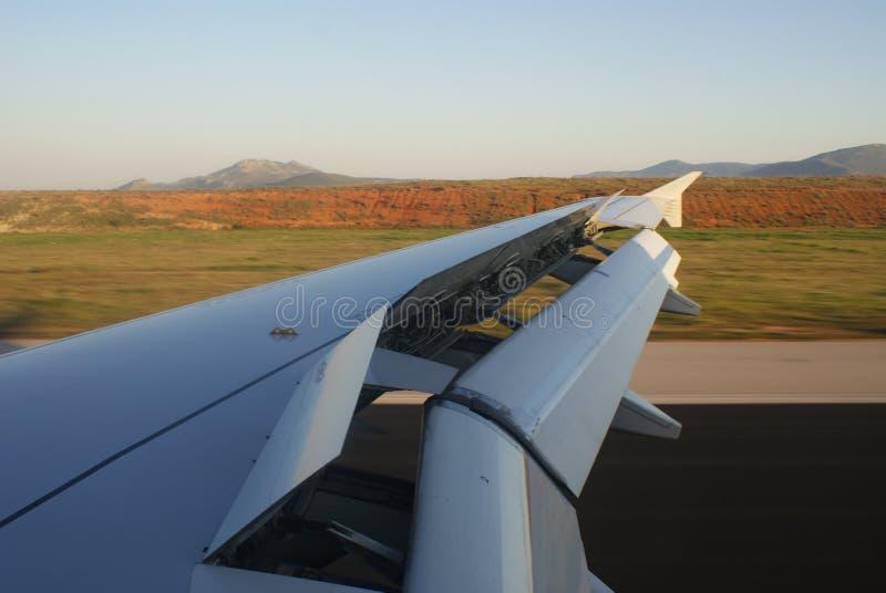 Alas de Airbus fotos de archivo libres de regalías