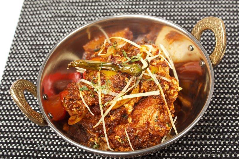 Alas de pollo picantes con la salsa del teriyaki imagen de archivo