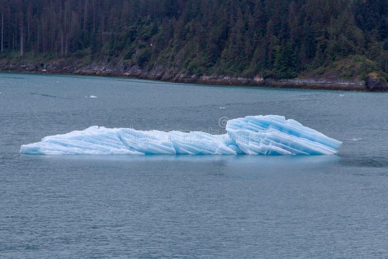 Alascy fjords obraz stock
