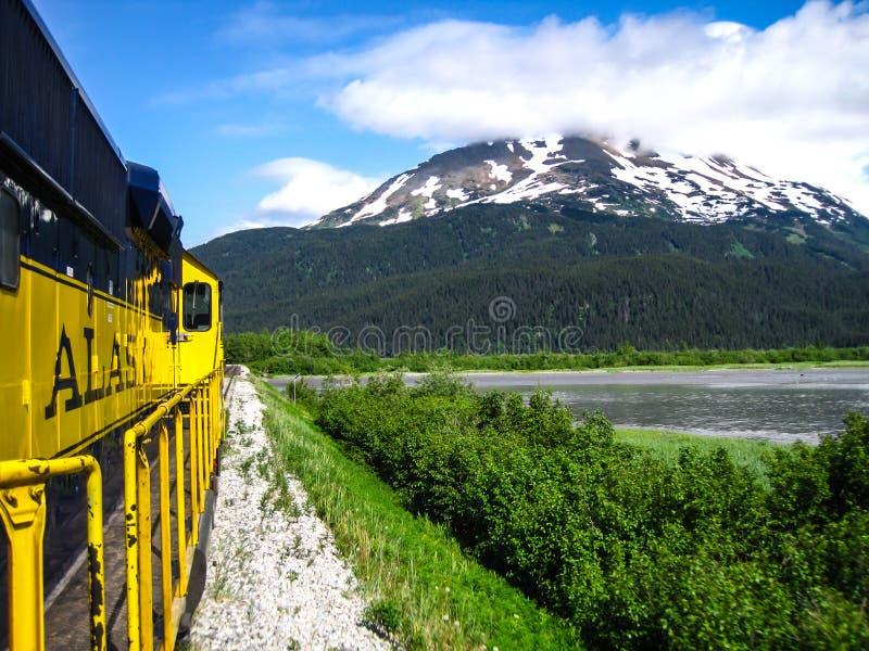 Alaska stock afbeelding