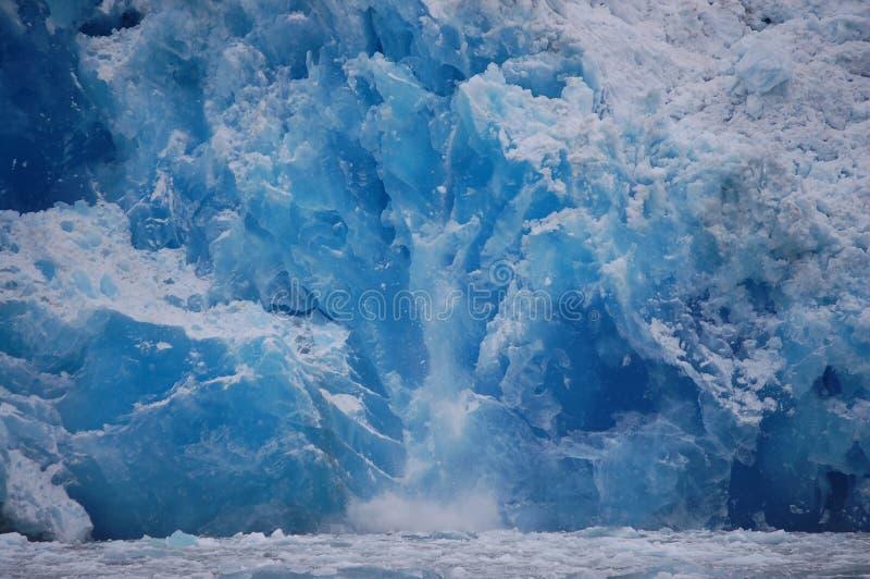 alaska caving fotografering för bildbyråer