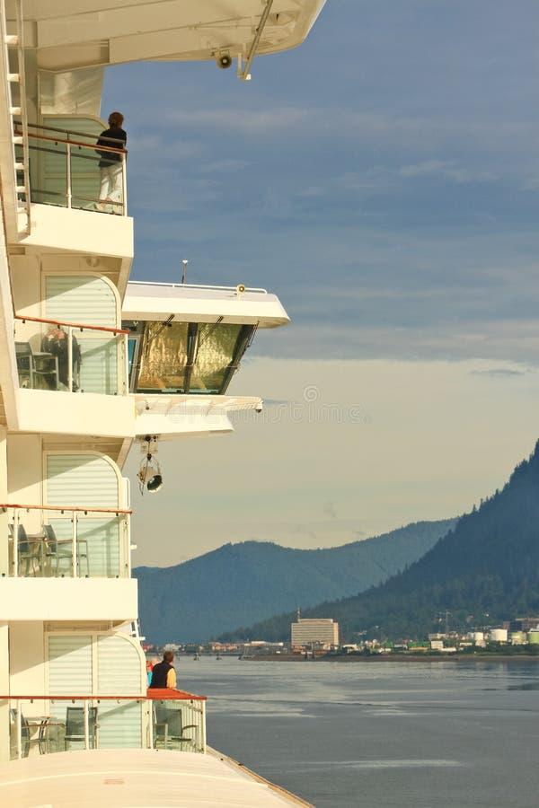 Download Alaska - Cruise Ship Balcony View Of Juneau Editorial Photography - Image: 28853107