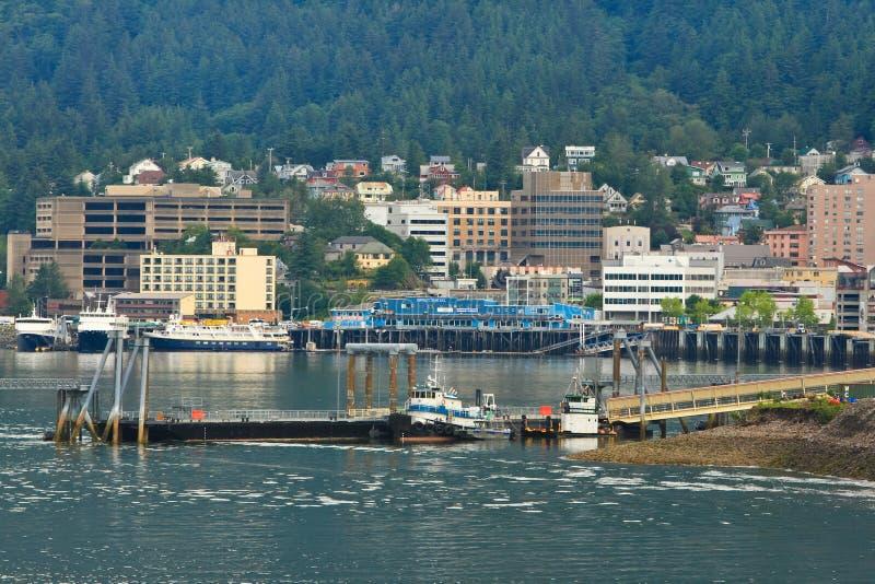 Alaska - Downtown Juneau Waterfront