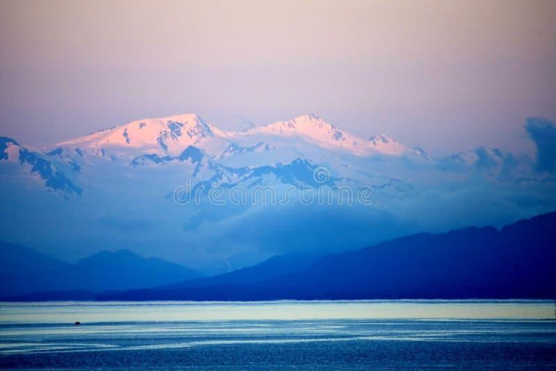 alaska förbluffa royaltyfria foton