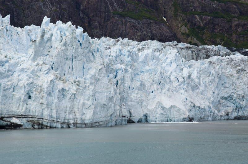Alaska Glacier National Park. USA - Alaska - Margerie Glacier - Glacier Bay National Park and Preserve - Travel Destination royalty free stock photography