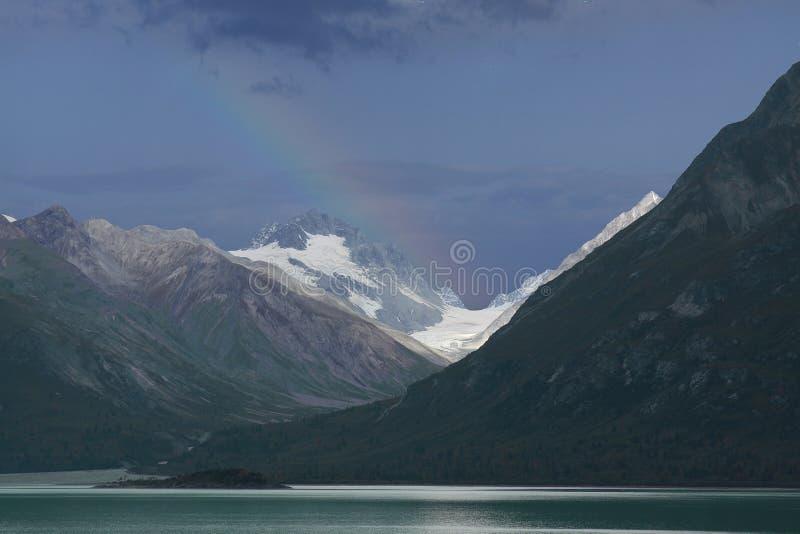 Alaska-Gletscher-Schacht-Nationalpark stockfoto