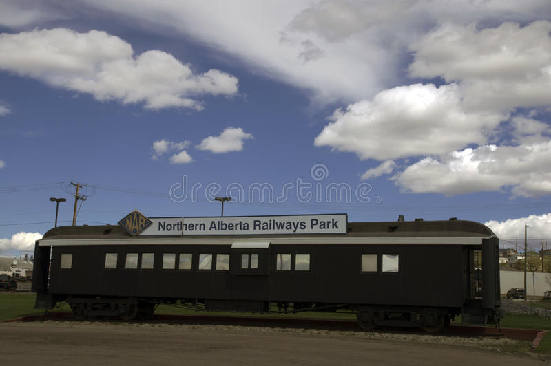 Download Alaska Highway Train Station Editorial Stock Photo - Image of vintage, 1942: 50705183