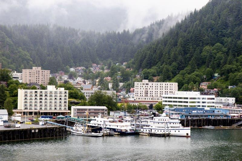 alaska Juneau obrazy stock
