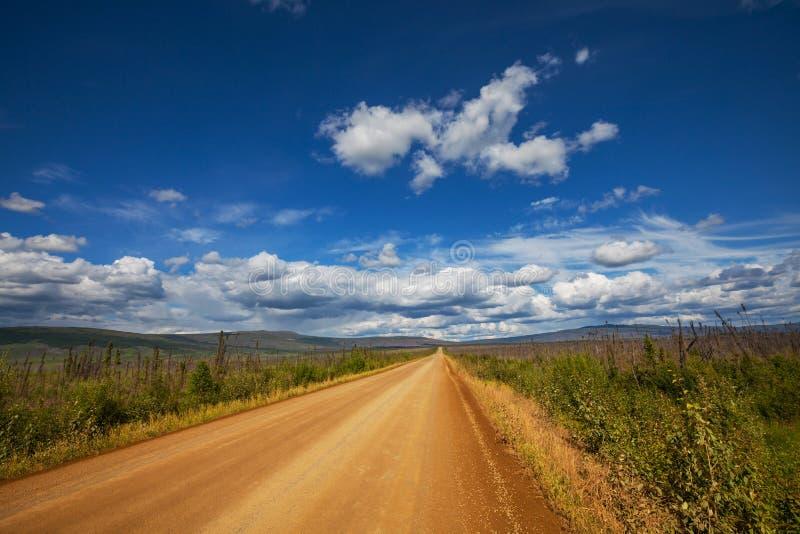 Alaska krajobrazy zdjęcie royalty free