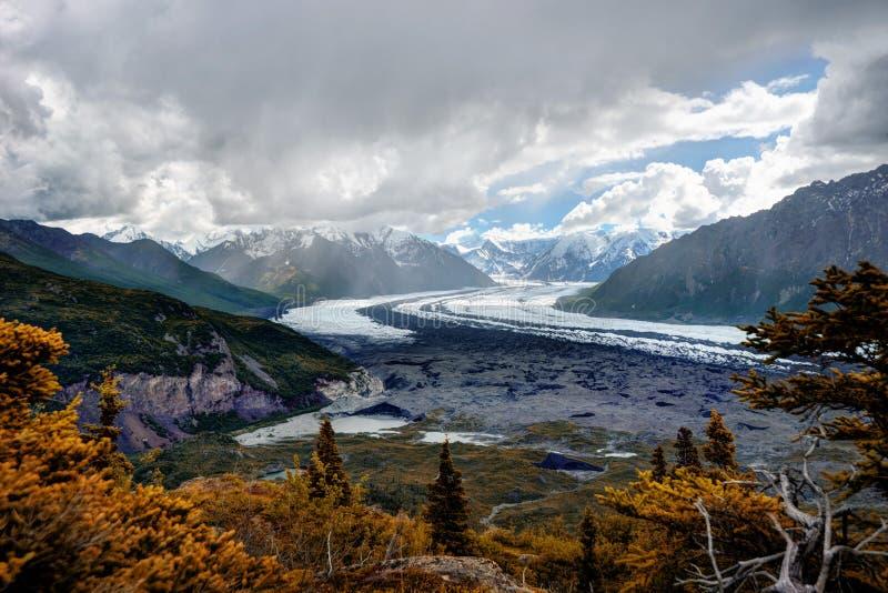 Alaska Matanuska Glacier Park. Taken in 2015 royalty free stock photo