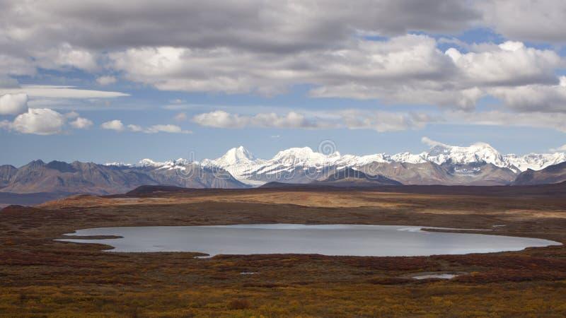 Download Alaska Range in Denali stock photo. Image of america - 24795120