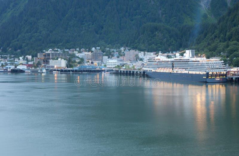 Alaska Rejs obrazy stock