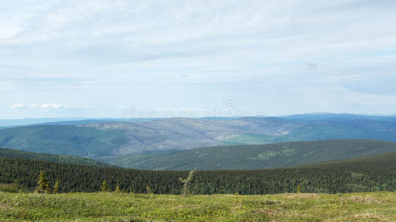 Alaska's Wilderness royalty free stock photography