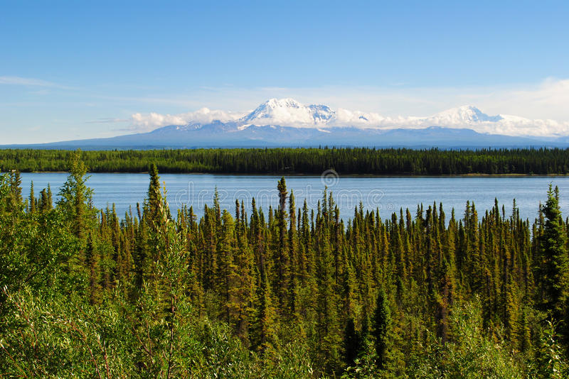 Alaska Scenery Stock Images