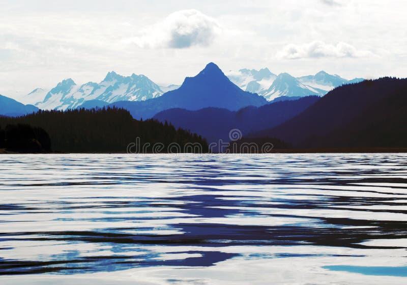 alaska skönhet arkivfoto