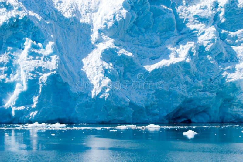 alaskabo glaciärer fotografering för bildbyråer