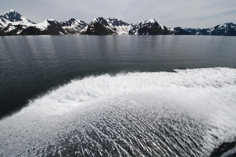 Download Alaskan coastline and wave stock image. Image of nature - 11609015