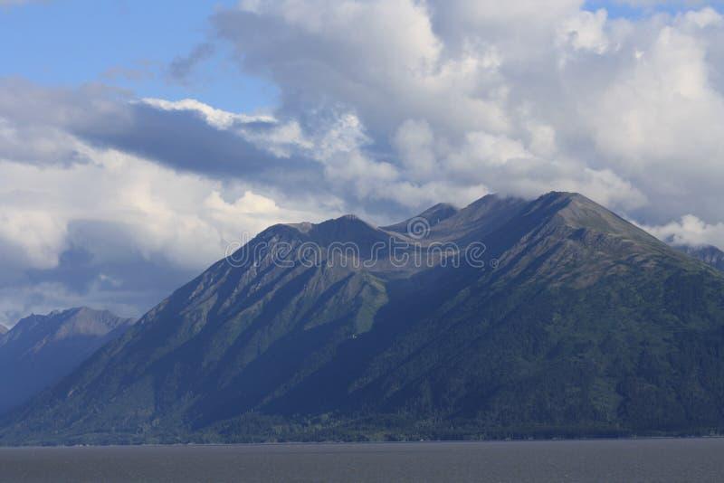 Alaskan Mountain royalty free stock photography
