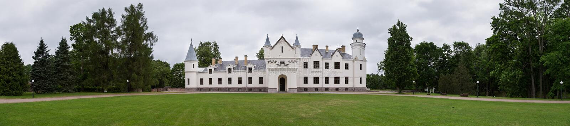 Alatskivi castle royalty free stock photo