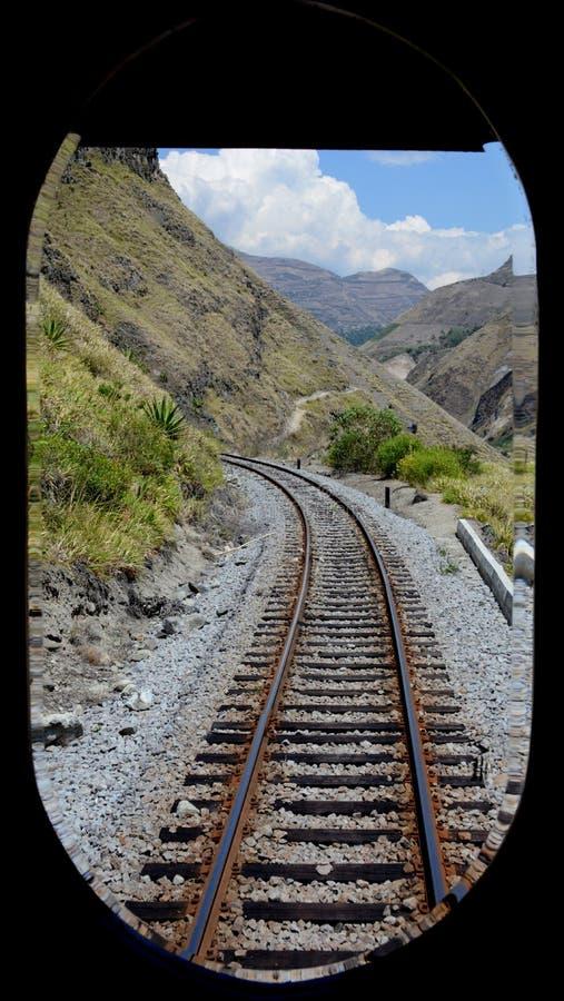 Alausi, Ισημερινός στοκ φωτογραφία