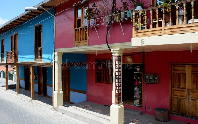 Alausi, Ekwador zdjęcie stock