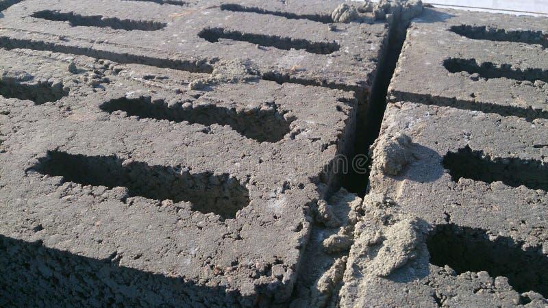 albañilería foto de archivo