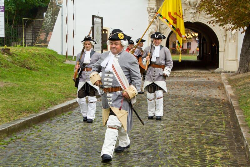 alba обеспеченность предохранителя крепости Каролины стоковые фото
