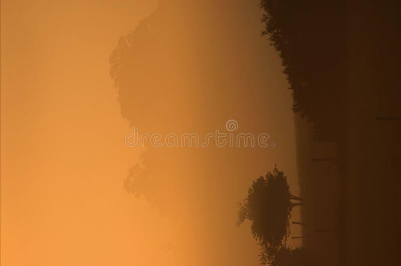 Download Alba immagine stock. Immagine di atmosferico, arancione - 203497