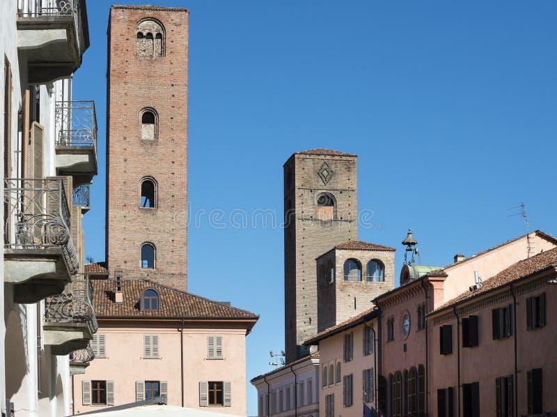 Alba (Cuneo, Itália) fotos de stock