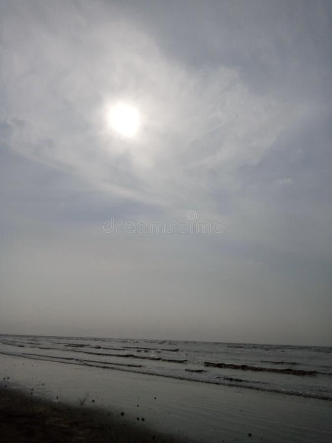 Alba di tramonto fotografie stock