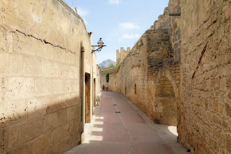 Alba Mallorca fotografie stock