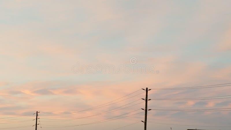 Alba Ontario immagini stock libere da diritti