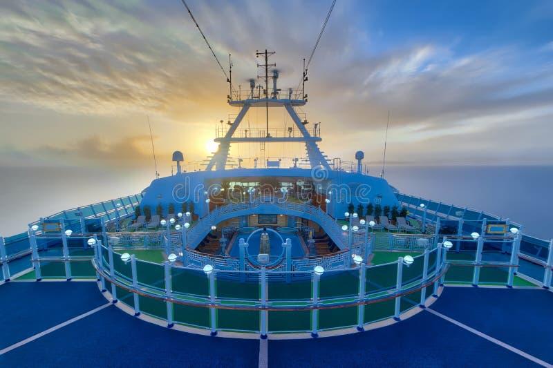 Alba sul bordo